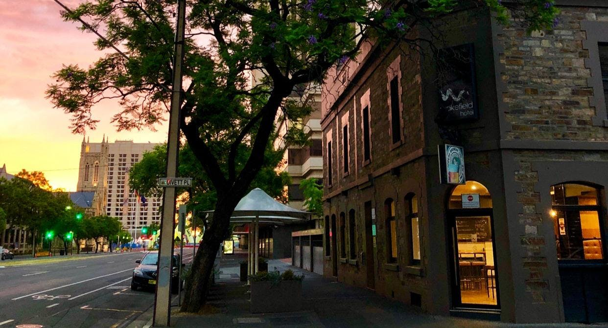 Photo of restaurant The Wakefield Hotel in Adelaide CBD, Adelaide