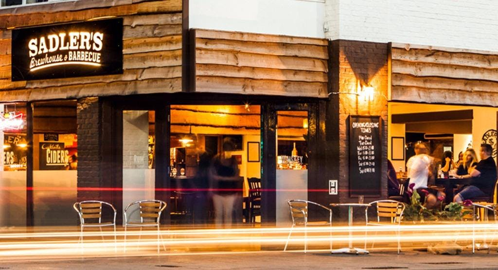 Sadler's Brewhouse & Barbecue Southampton image 1