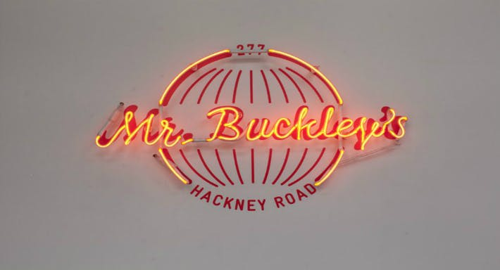 Mr Buckley's