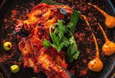 Restaurant Prana Indian Grill in Corstorphine, Edinburgh