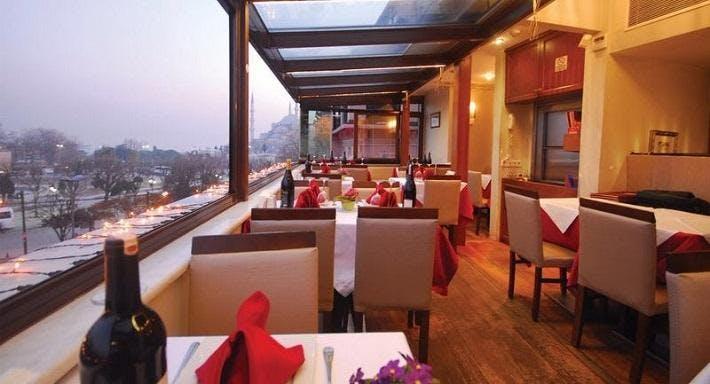 Cafe Bodrum Restaurant Istanbul image 2