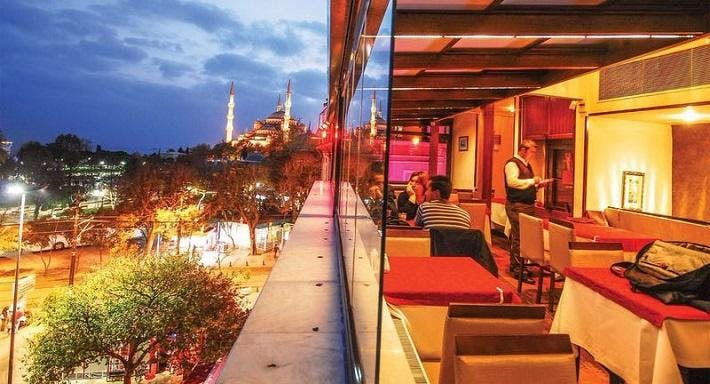 Cafe Bodrum Restaurant Istanbul image 1