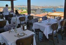 Restaurant Turk Art Terrace Restaurant in Sultanahmet, Istanbul