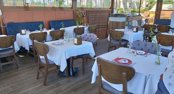 Turkart Terrace Restaurant Istanbul image 3
