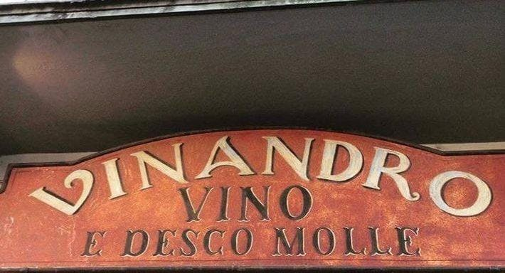 Vinandro Vino e Desco Molle Firenze image 2