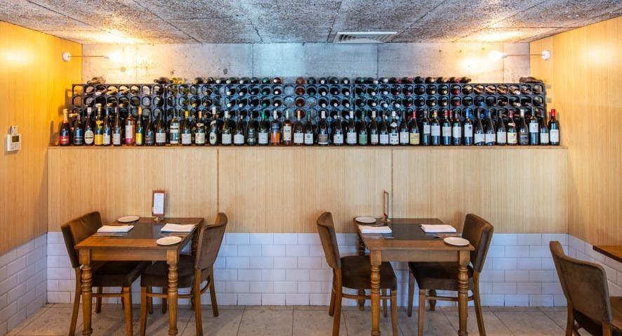 French Wine Cafe (Depot De Pain Fleur)