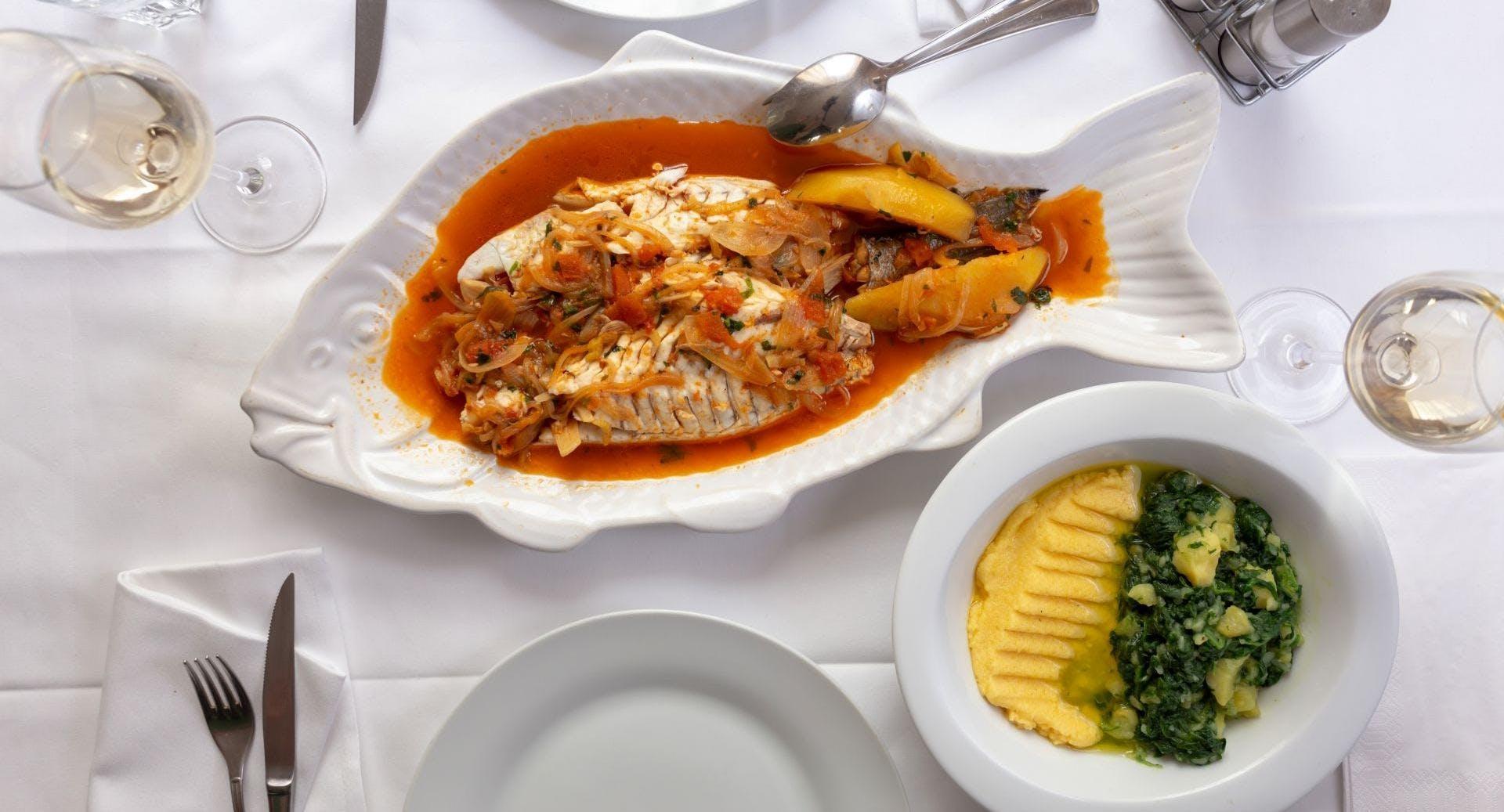 Fischrestaurant Kaj