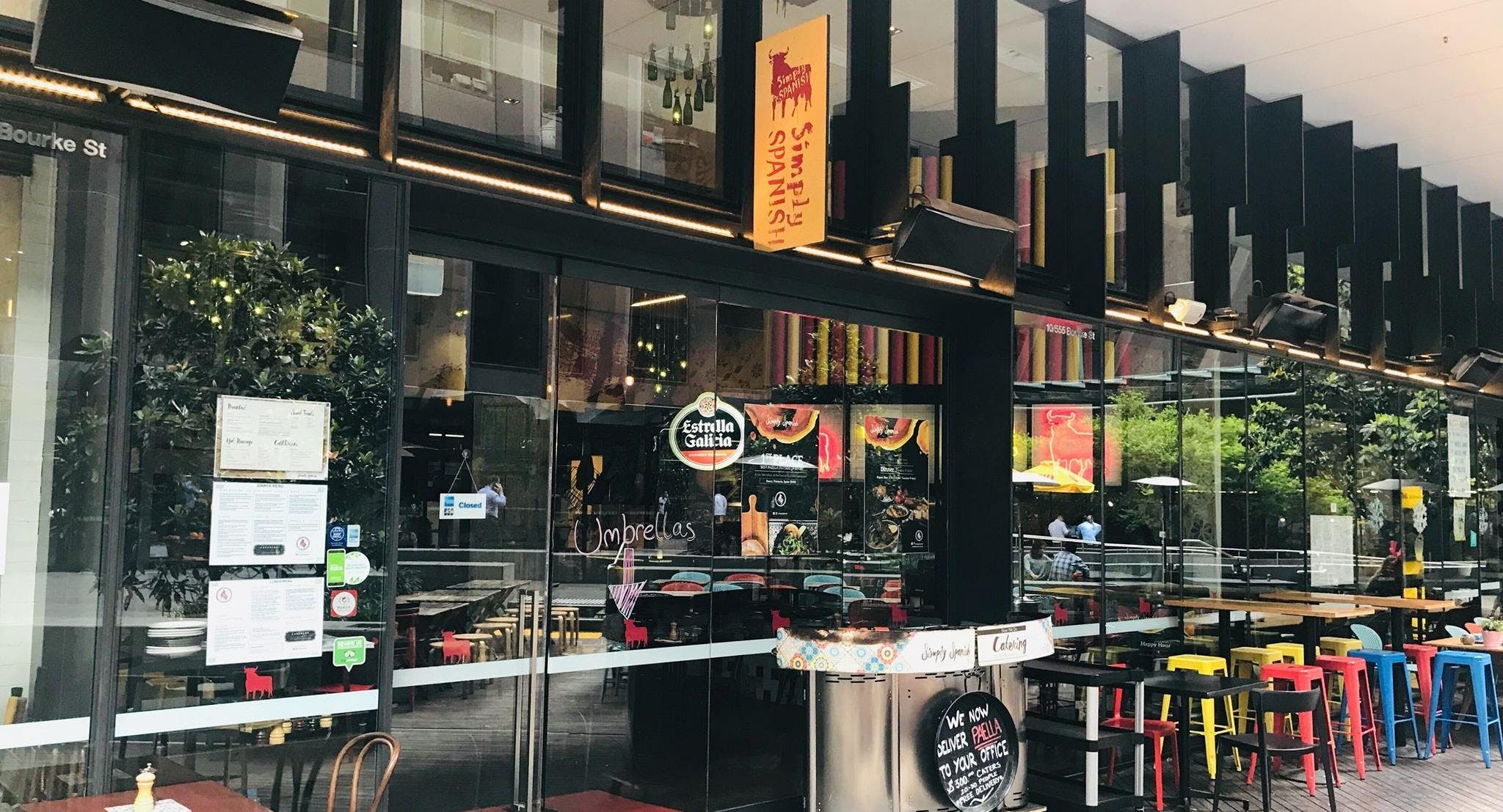 Simply Spanish - Bourke Street Melbourne image 1