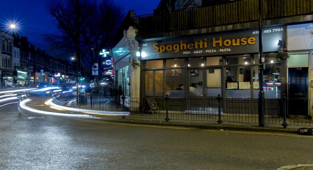 Spaghetti House London image 1