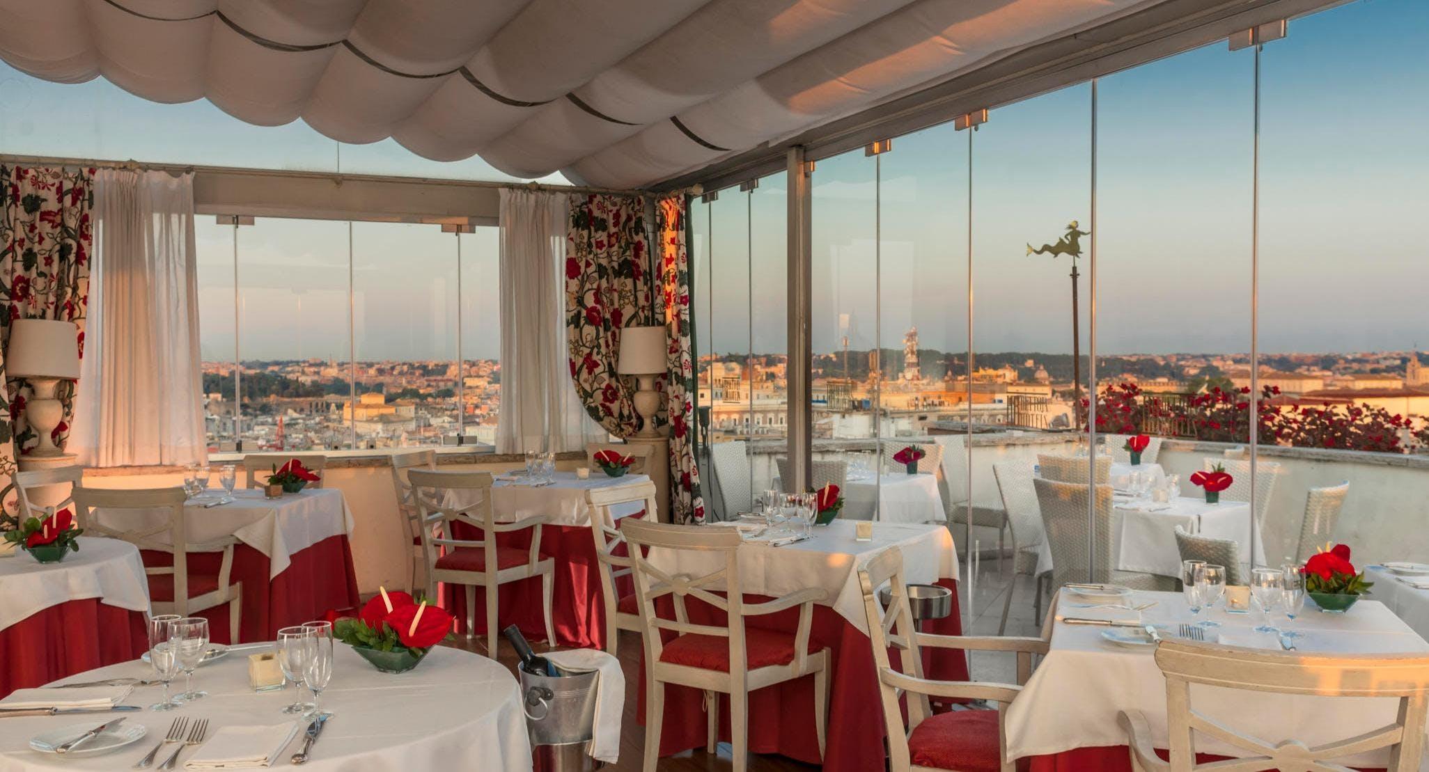 Ristorante RoofGarden - Hotel Mediterraneo