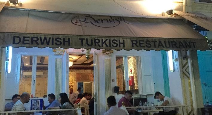 Derwish Turkish Mediterranean Restaurant Singapore image 2