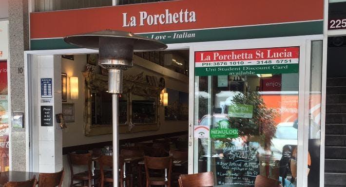 La Porchetta - St Lucia