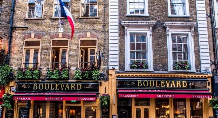 Boulevard Brasserie London image 1