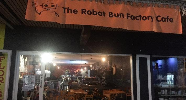 The Robot Bun Factory