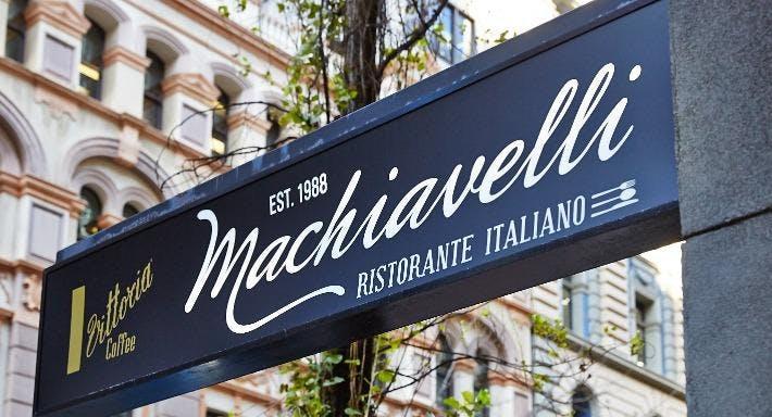Machiavelli Ristorante Italiano Sydney image 2