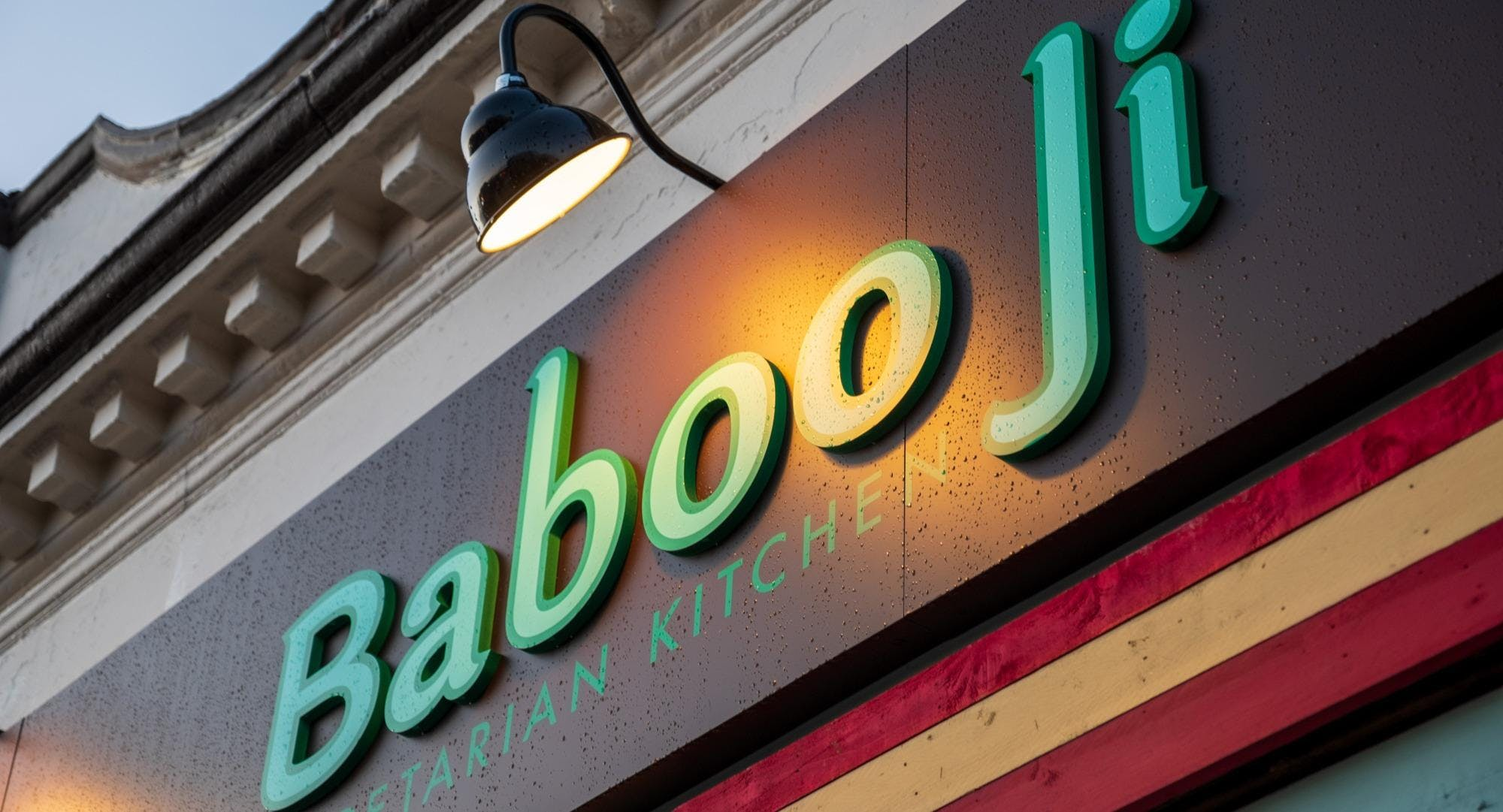 Baboo Ji Vegetarian Kitchen