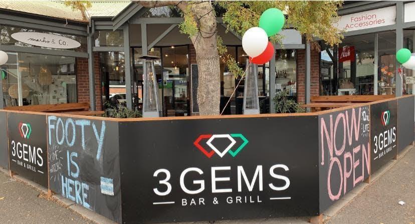 3Gems Bar & Grill