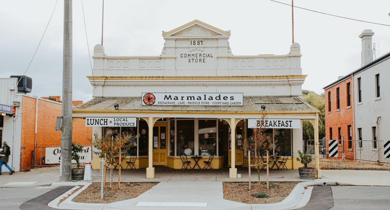 Photo of restaurant Marmalades of Yea in Town Centre, Yea