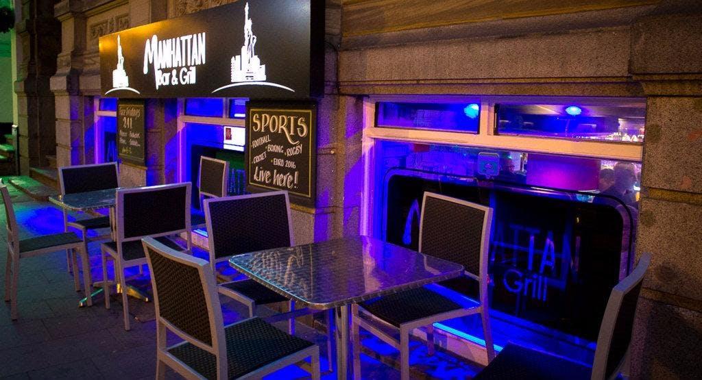 Manhattan Bar & Grill Liverpool image 1