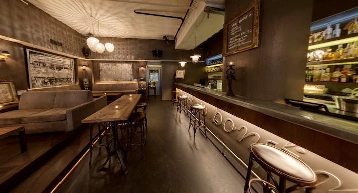 Gainsbourg - bar & event location Zurich image 2