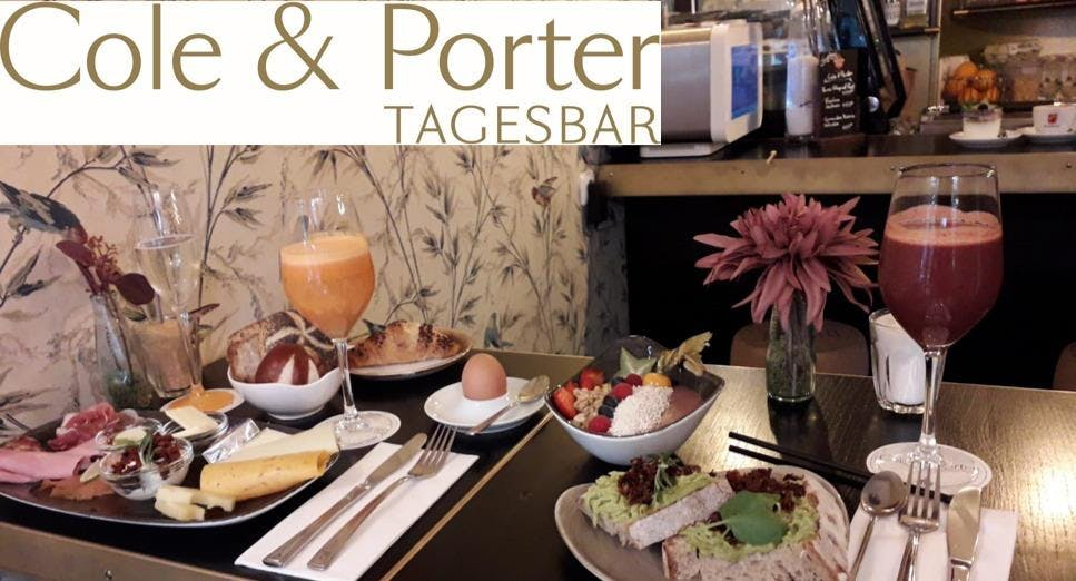 Cole & Porter Tagesbar München image 2