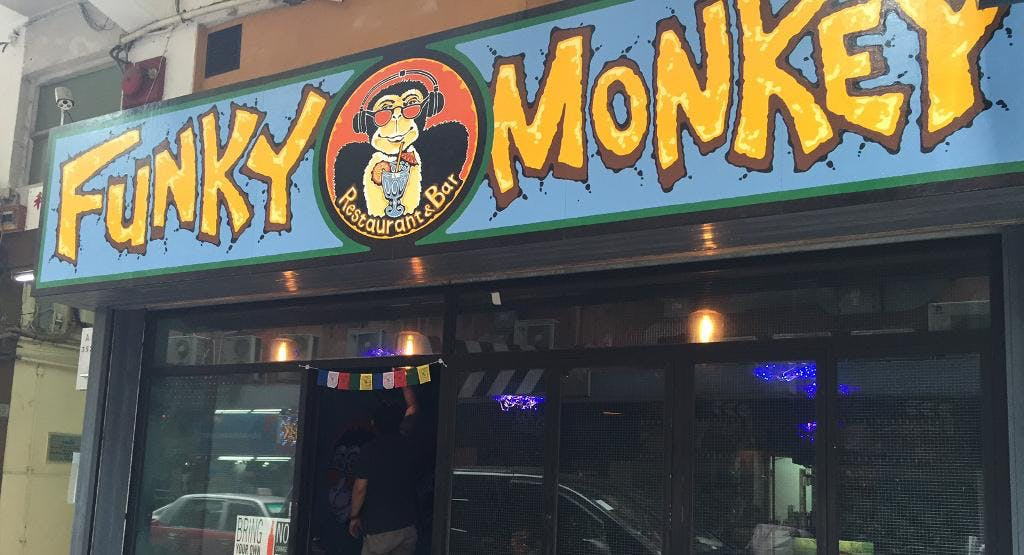 FUNKY Monkey Bar & Restaurant Hong Kong image 1