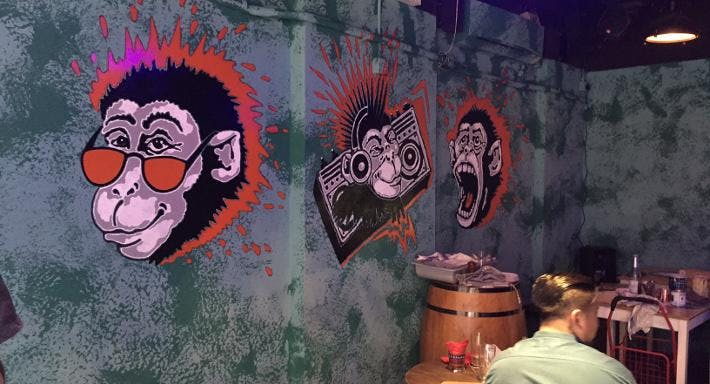 FUNKY Monkey Bar & Restaurant Hong Kong image 3