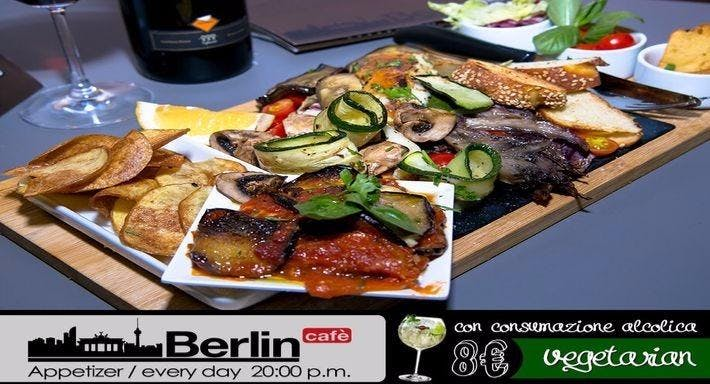Berlin Cafe'