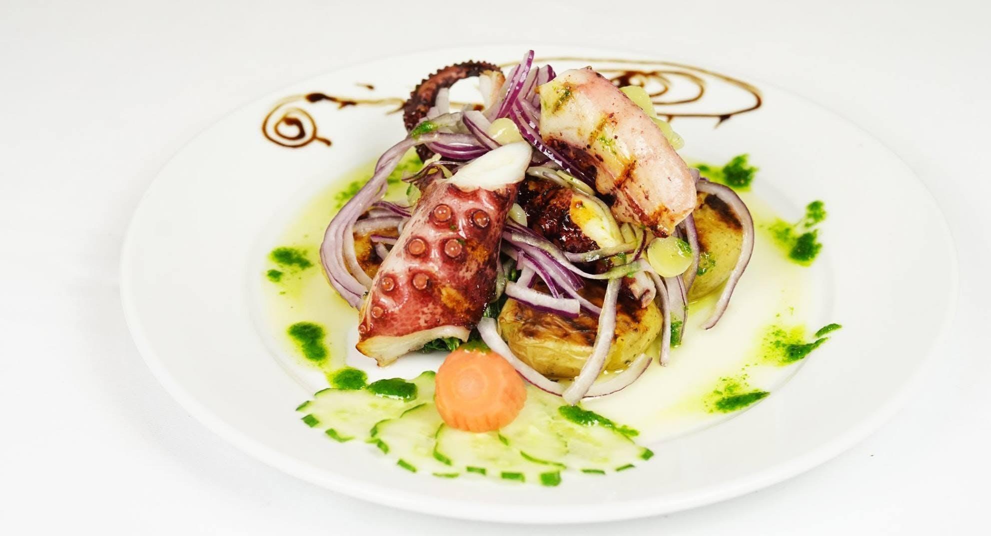 Lusitania Restaurant London image 2