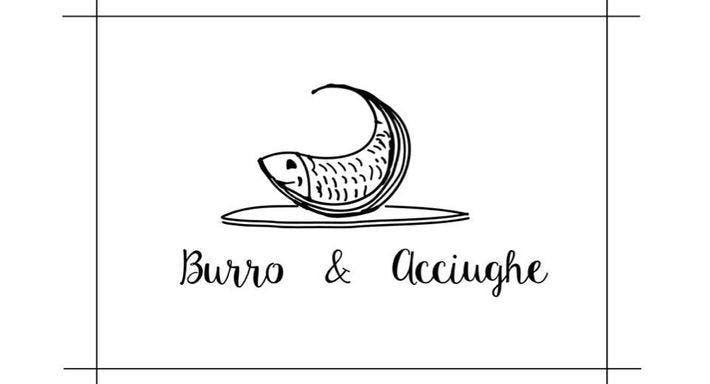 Burro & Acciughe