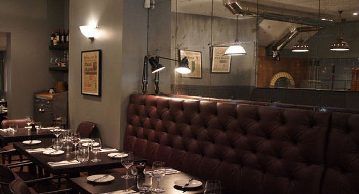 Luciano's Ristorante London image 3