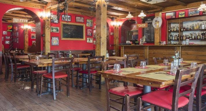 Silverado saloon Milano image 11