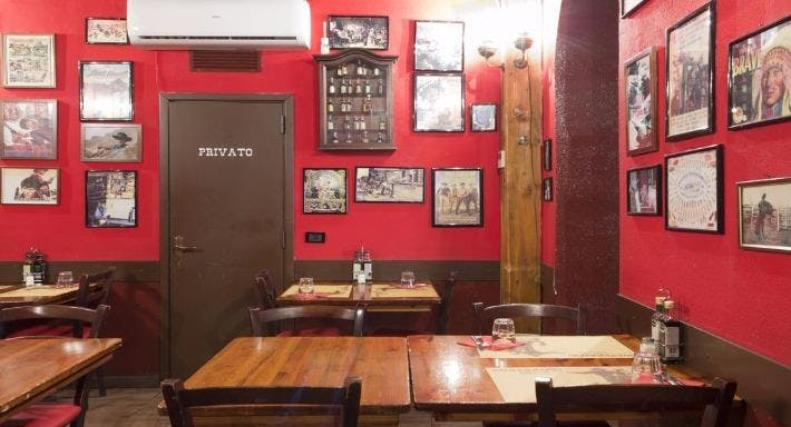 Silverado saloon Milano image 7