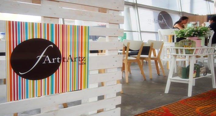 fArt tArtz - Expo