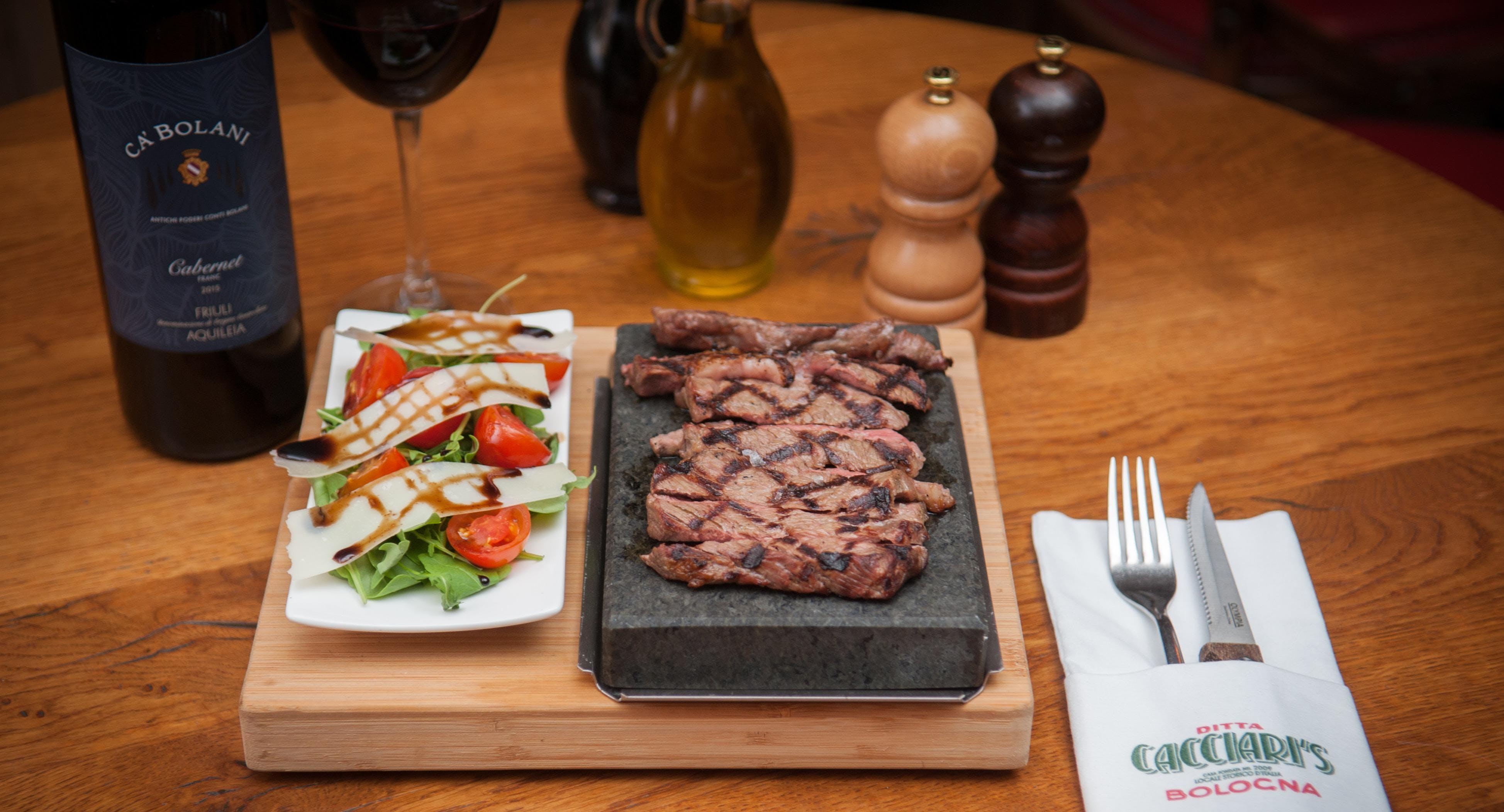 Cacciari's Restaurant - Old Brompton Road