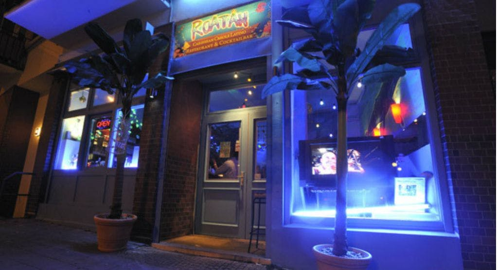 Caribbean Restaurant Roatan Hamburg image 1