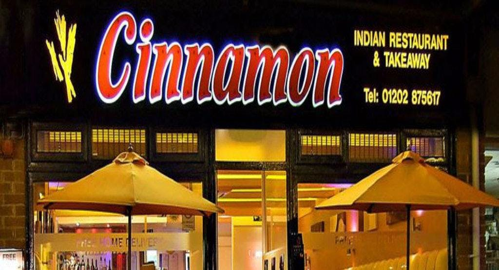 Cinnamon Indian Restaurant Bournemouth image 1