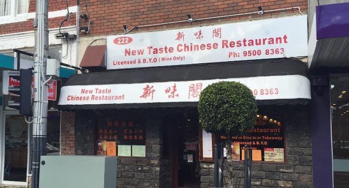 New Taste Chinese Restaurant