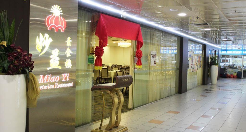 Miaoyi Vegetarian Restaurant