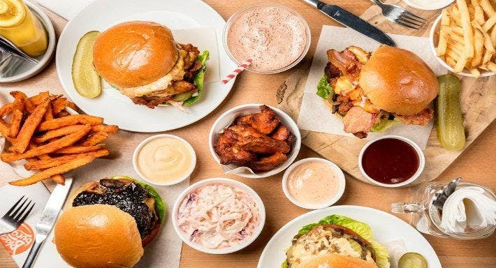 Blacks Burgers - Horley
