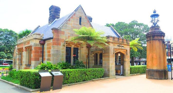 The Gardener's Lodge Cafe