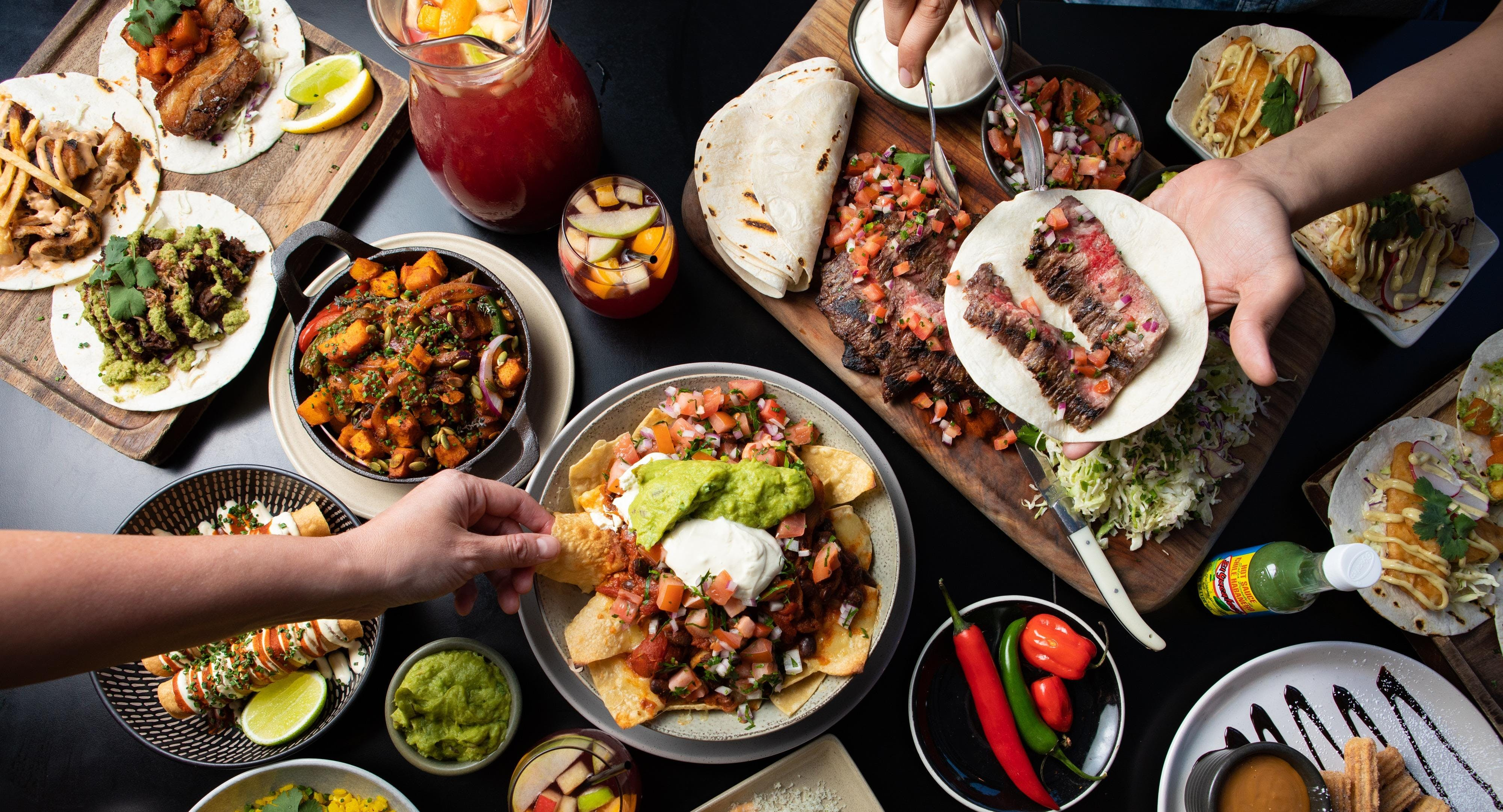 Mucho Mexicano - South Bank