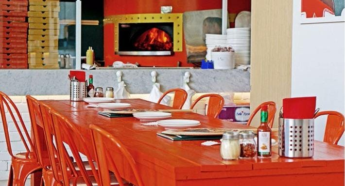 Peperoni Pizzeria - Biopolis Road Singapore image 15