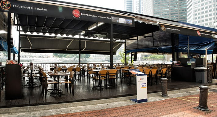 Pasta Fresca Da Salvatore - Boat Quay Singapore image 2