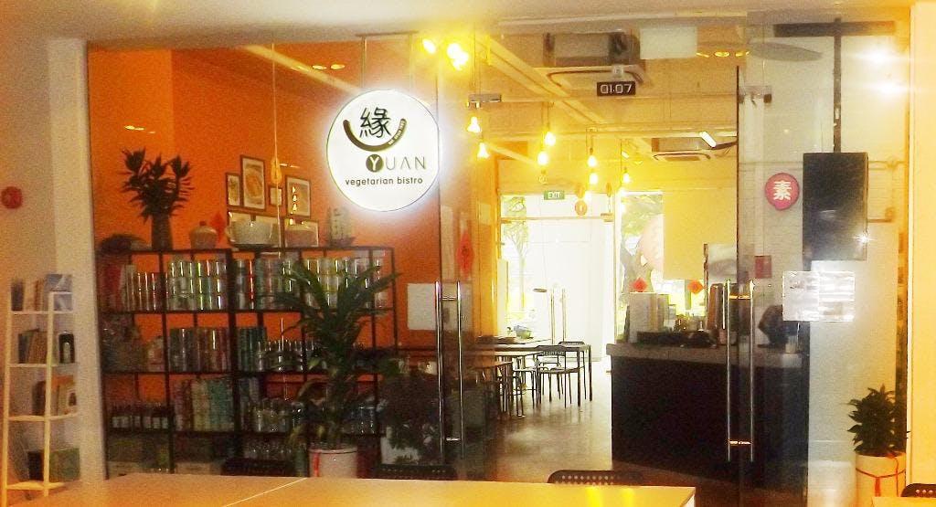 Yuan Vegetarian Bistro Singapore image 1