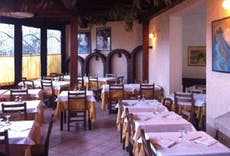Restaurant Antico Borgo in San Vitale, Bologna