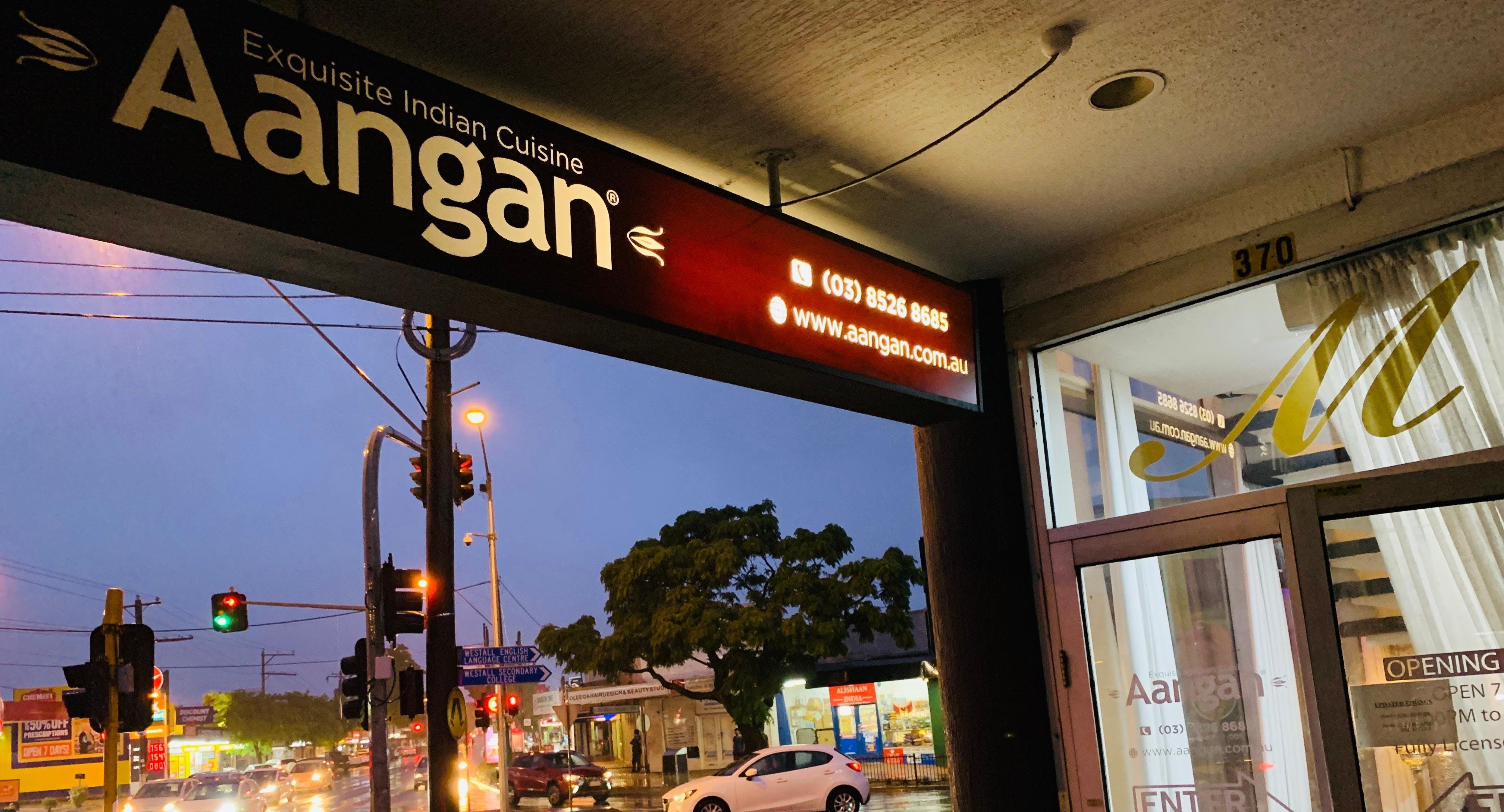 Photo of restaurant Aangan Indian Restaurant Clayton in Clayton, Melbourne