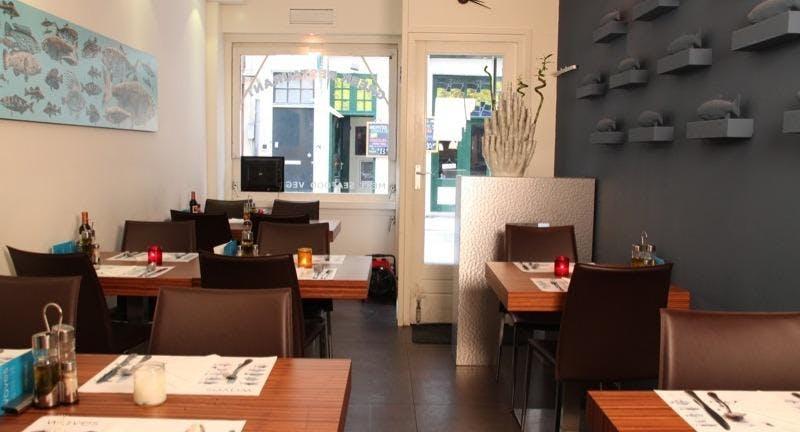 Mythos Greek Restaurant