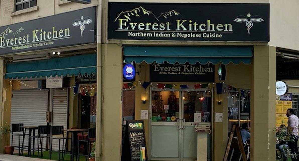 Everest Kitchen In Singapur Little India Gleich Ausprobieren