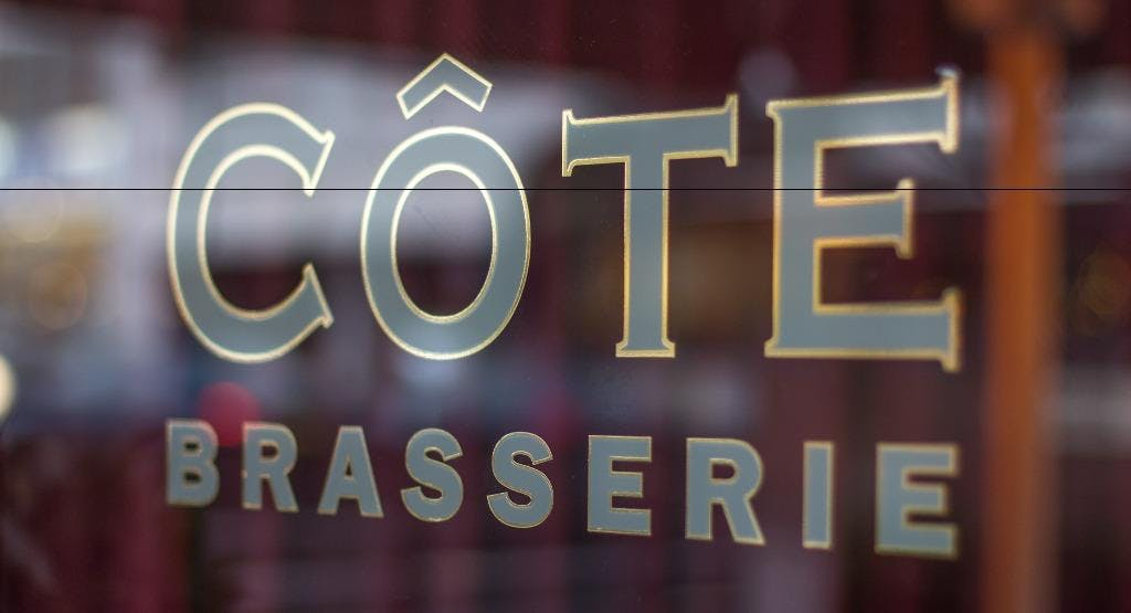 View The Menu At Côte Bristol Clifton Village Bristol